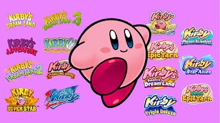 Kirby- All Trailers (1992-2019)