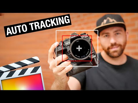 Motion Tracking FCPX - Easy Auto Tracking Without Keyframes In Final Cut Pro X