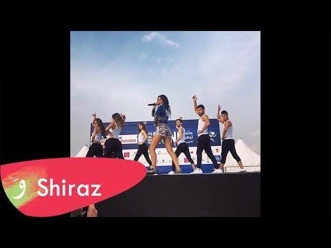 Shiraz performing at Beirut Marathon (live) 2016