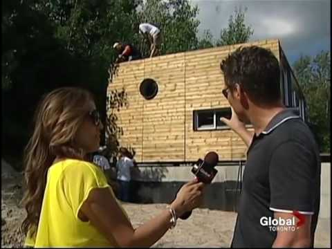 Global News   Prefabricated Homes by MEKAWORLD