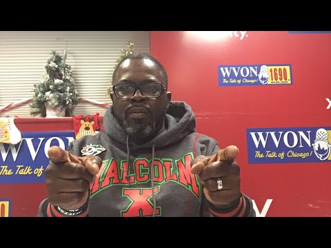 Watch The WVON Morning Show...Brannon Calls out Trump, Kennedy Calls Out Rahm!
