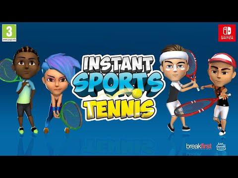 INSTANT SPORTS Tennis - Launch Trailer (FR)
