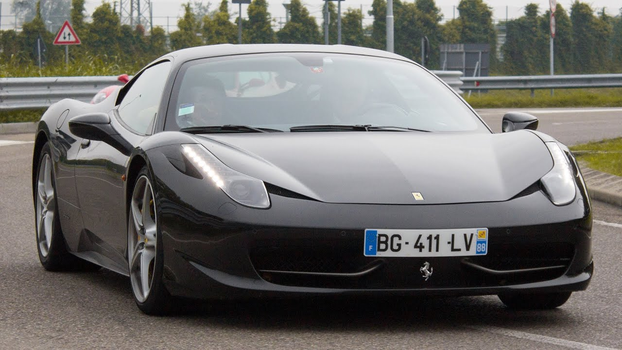 Ferrari 458 Italia Walkaround And Driving Combo 2015 Hq