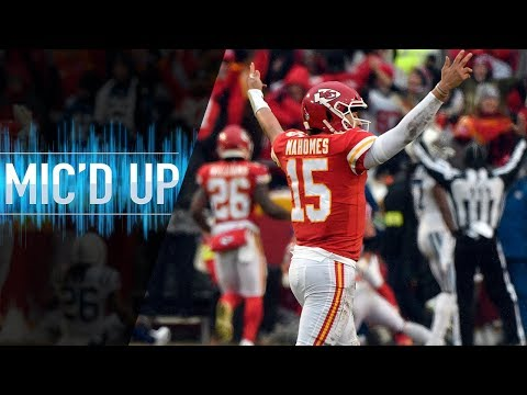Colts vs. Chiefs Mic\'d Up for Showtime! (AFC Divisional Round)