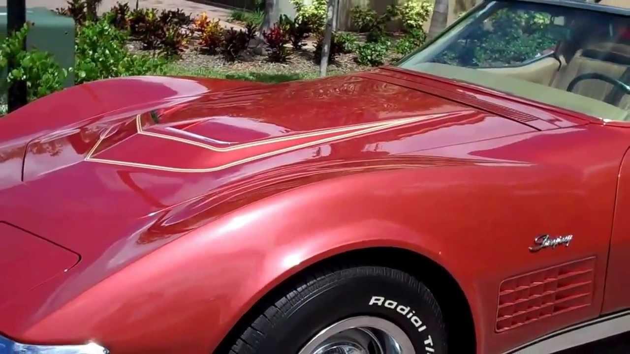 1970 corvette coupe lt1 recreation youtube. Black Bedroom Furniture Sets. Home Design Ideas