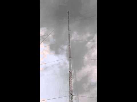 Nova Torre de Transmissão da Rádio Tribuna FM Soft 89,5 Londrina PR