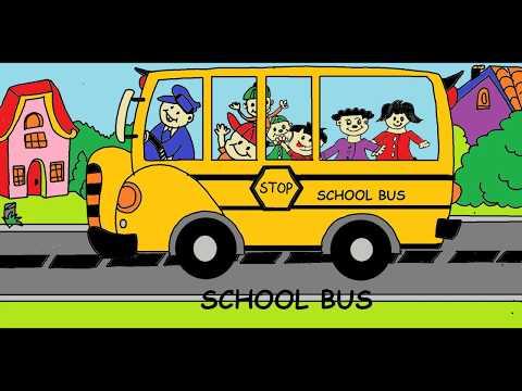 Draw School Bus Tagged Videos On Videoholder