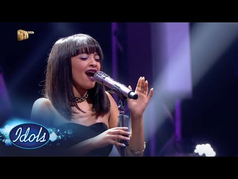 Top 8 Reveal: Paxton let's her voice soar | Idols SA Season 13