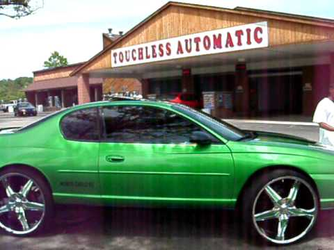 Monte Carlo Ss On 26s Part 2 2010 Youtube
