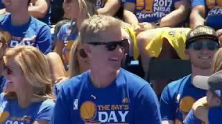 Steve Kerr speech