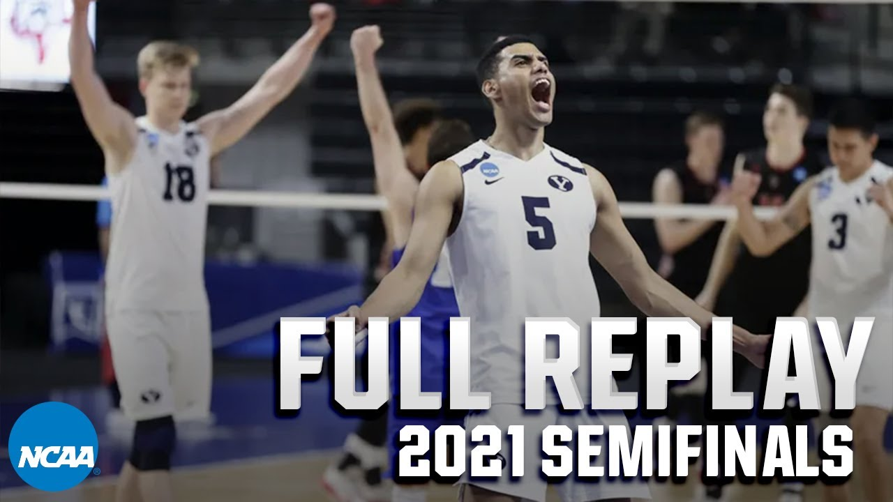Download BYU vs. Lewis: 2021 men's NCAA volleyball semifinal | FULL REPLAY