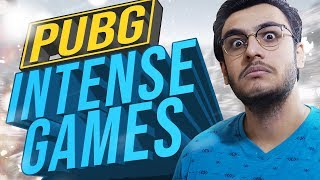 PUBG MOBILE LIVE: VERY INTENSE GAMES BY THE ONLY PRO.