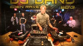 DJ Dano @ Eden Rave 2013