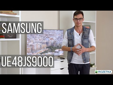 Samsung UE48JS9000: обзор телевизора