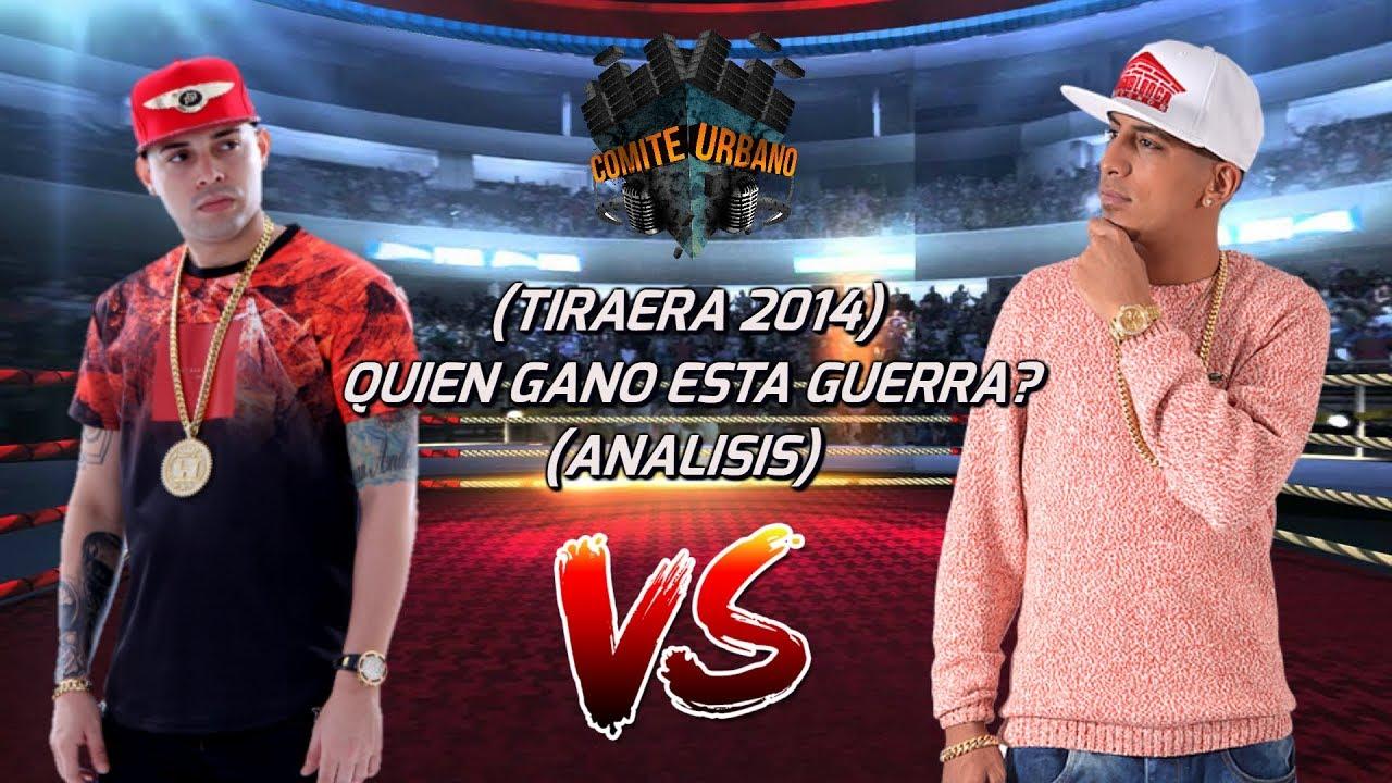 JUANKA VS PUSHO - (TIRAERA 2014) - Quien Gano Round 1? [Analisis] | Quien Ganaria en el 2019?