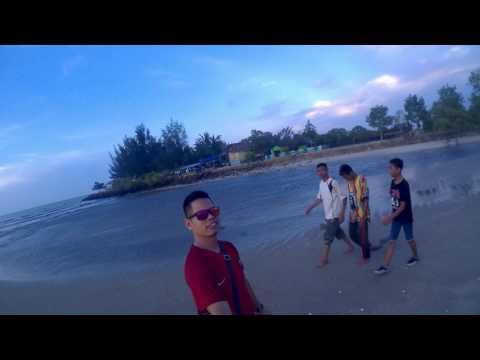 My trip my family @Pantai Bunga, Batubara