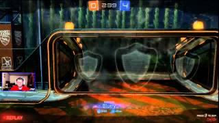 Rocket League with Drift0r and Baruka