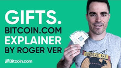 Look at what Bitcoin Cash can do! - Gifts.bitcoin.com explained by Roger Ver