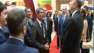 AITF - HOREX 2014 TV News AzerTAc