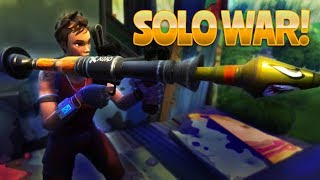SOLO WAR (Fortnite Battle Royale)