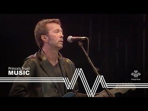 Eric Clapton - Wonderful Tonight (The Prince's Trust Masters Of Music 1996)
