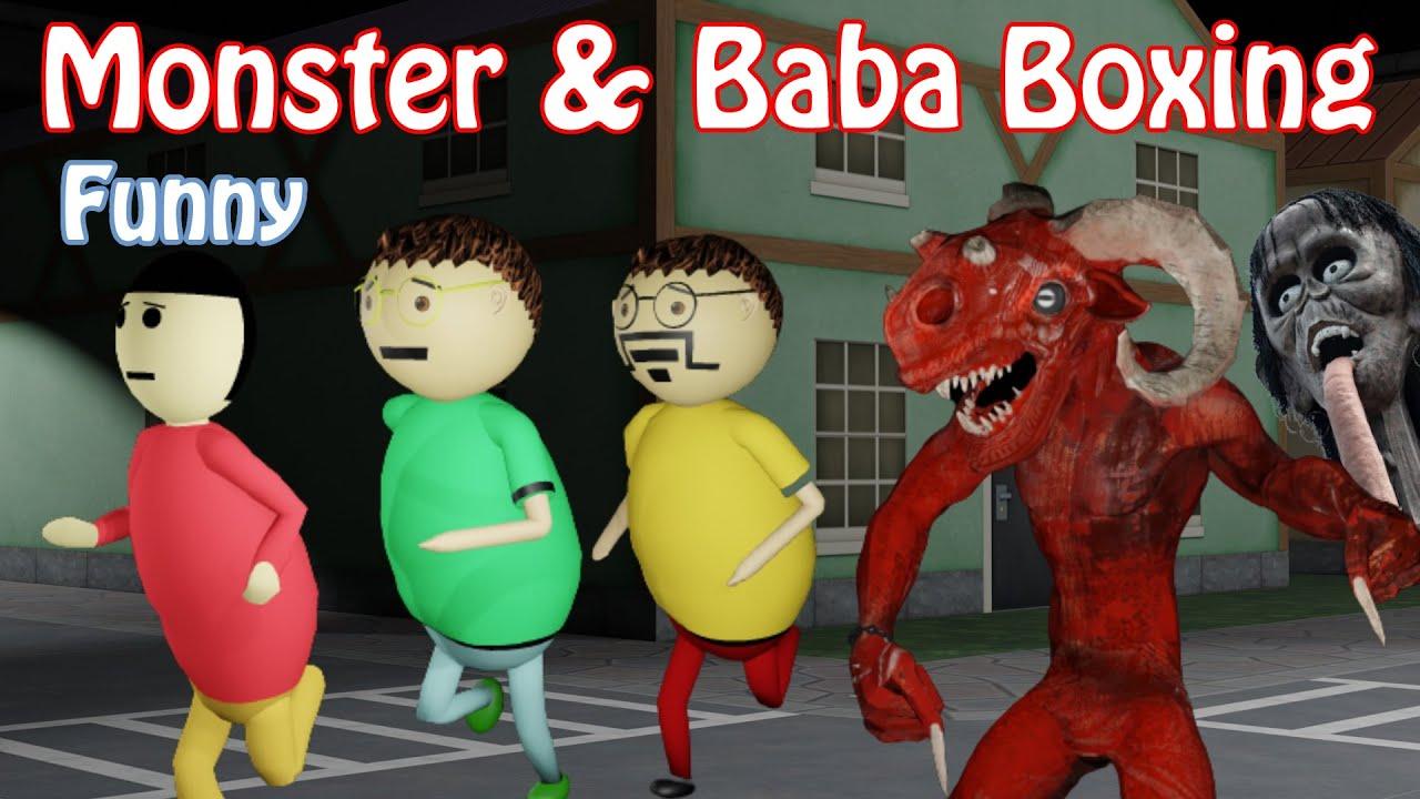 Download Monster VS Baba | Gulli Bulli | Gulli Bulli Funny Video | Monster Horror Story | Make Joke Horror