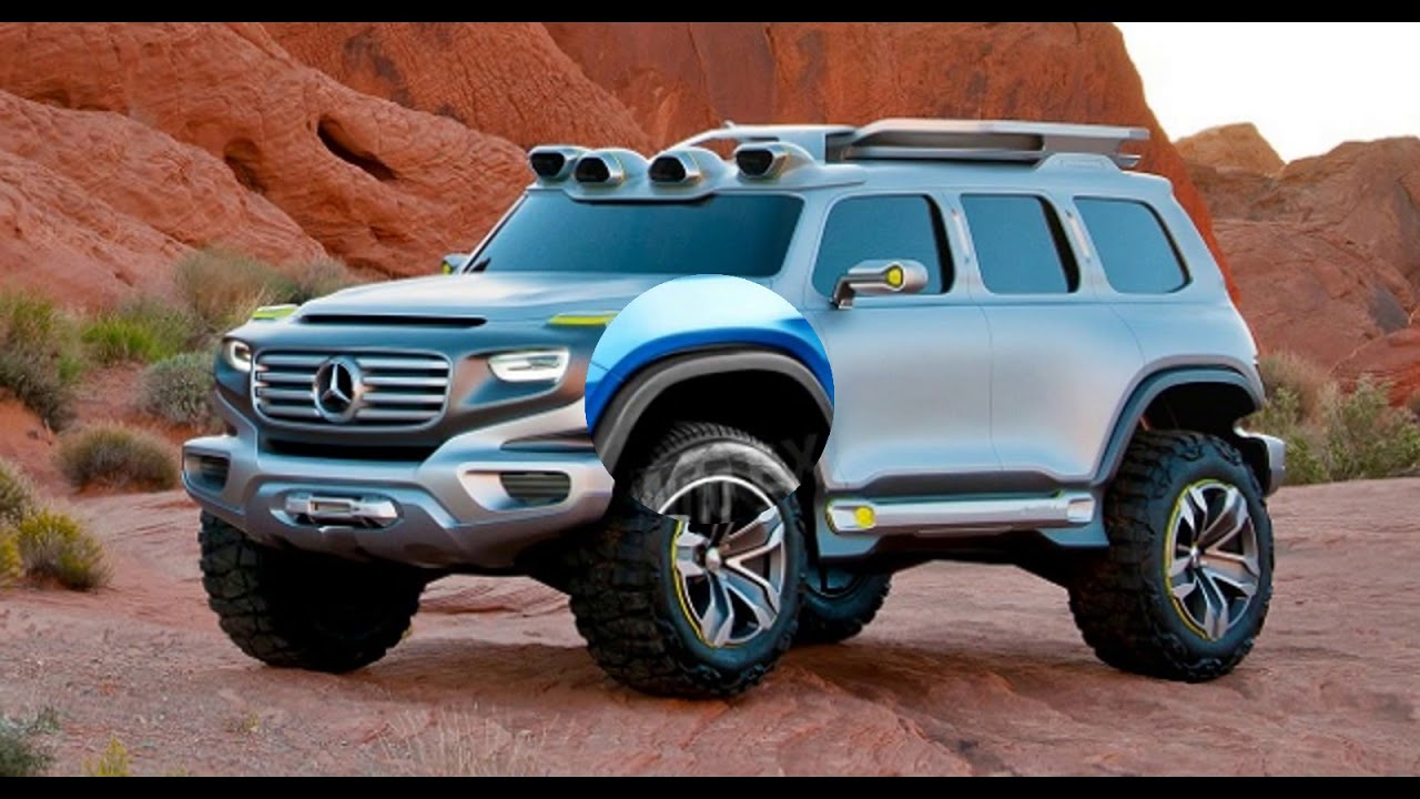concept new 2019 mercedes-benz glb compact g-class suv - youtube