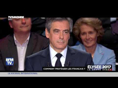 Présidentielle 2017 : premier débat à 11 candidats, inédit en France