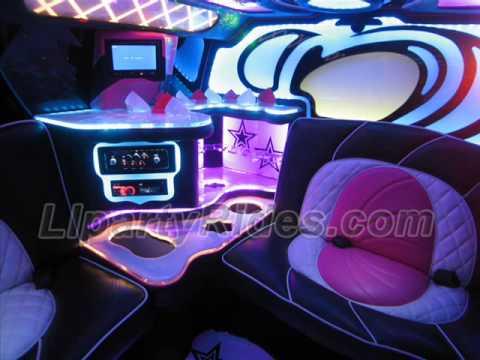 New York Range Rover Limousine