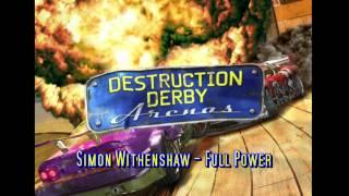 [Destruction Derby Arenas OST] Full Power