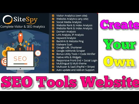 The Most Complete Visitor Analytics Seo Tools Create Your Own