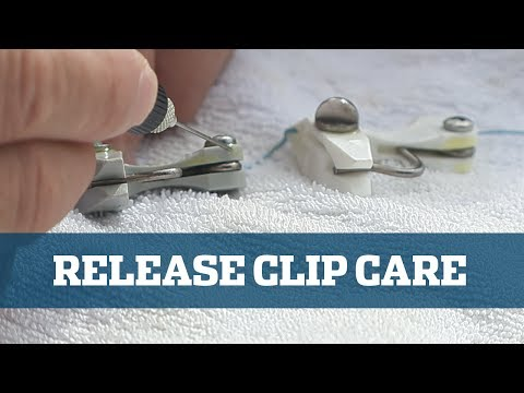 Release Clip Care - Florida Sport Fishing TV