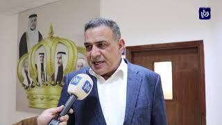 اجتماع نيابي بمجلس المحافظة في الكرك - (24-1-2019)