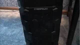 CyberPowerPC Gaming PC Overview