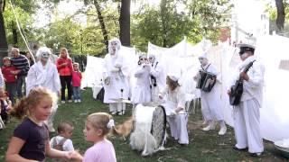 Цветной Карнавал Славы Полунина 2014 - Театр Имени Которого Нельзя Называть 3 - I Feel Love