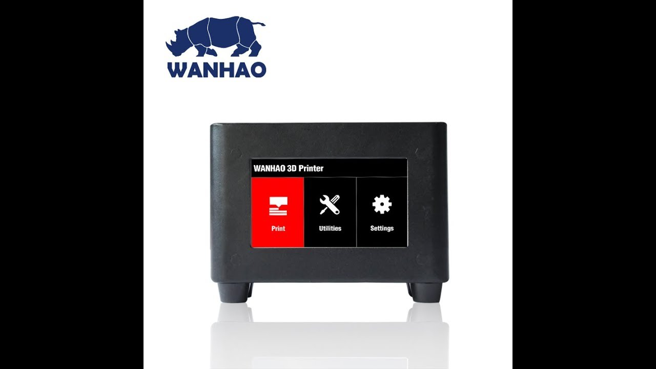 How do WANHAO factory  test the D7 Box?