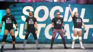 WWE RAW 1/11/16 - January 11th 2016 Highlights   Mix Music