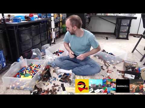 BUILDING WITH FRIENDS: LEGO 6761 BANDIT'S SECRET HIDE-OUT