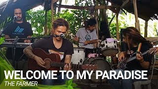 Welcome To My Paradise by Steven & Coconuttreez | Cover by THE FARMER BAND