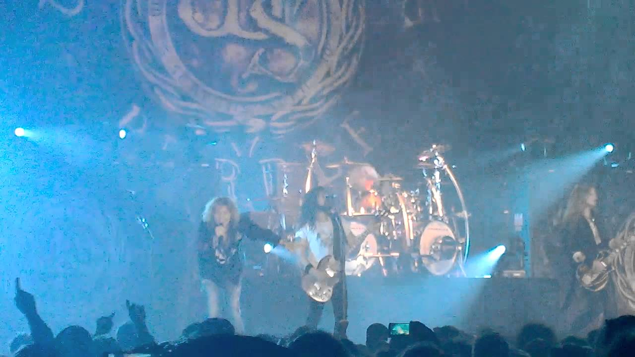 Whitesnake Helsinki