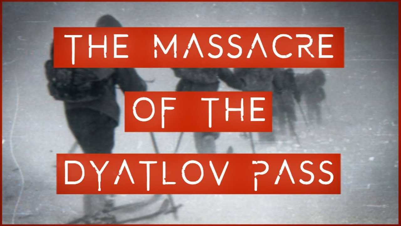 Download The massacre of the Dyatlov Pass