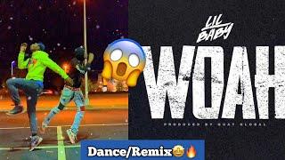 Lil Baby - Woah (Remix) || Dance  || Drone