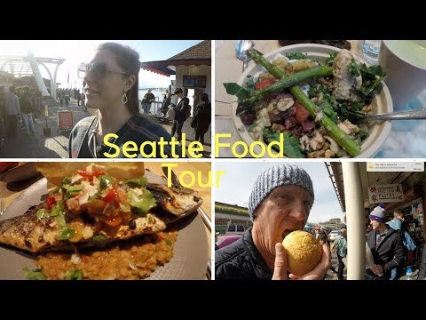 Seattle Food Tour & Pikes Place Market