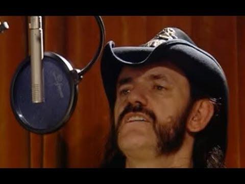 Motörhead vocalist/bassist Lemmy Kilmister's final solo studio recording posted...