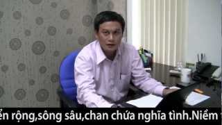 FPT - Dòng sông lời thề (lipsing) by Managers FPT IS Soft