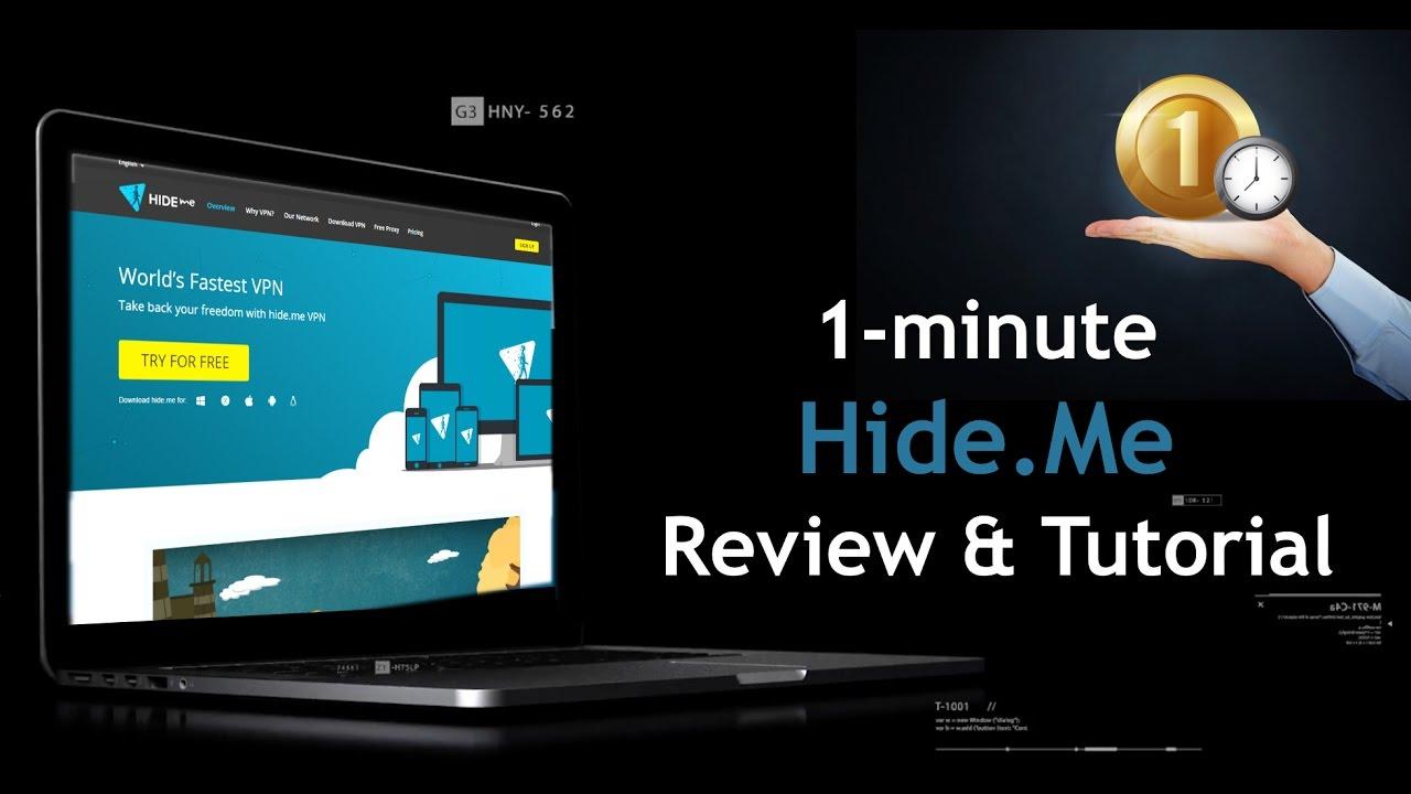 hide.me VPN Reviews