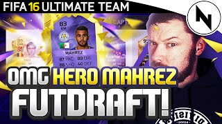 omg 83 hero mahrez fut draft fifa 16 ultimate team