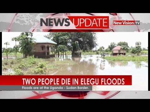 Two people die in Elegu floods