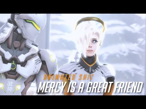 Mercy Is a Great Friend