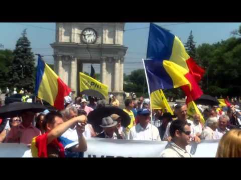 Curaj.TV - Au propus redenumirea bulevardului Moscovei în Matcovsci